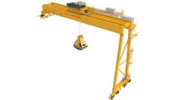Single Gantry Coker Cranes image