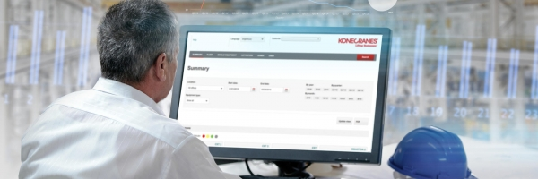 YourKONECRANES is a new information hot spot